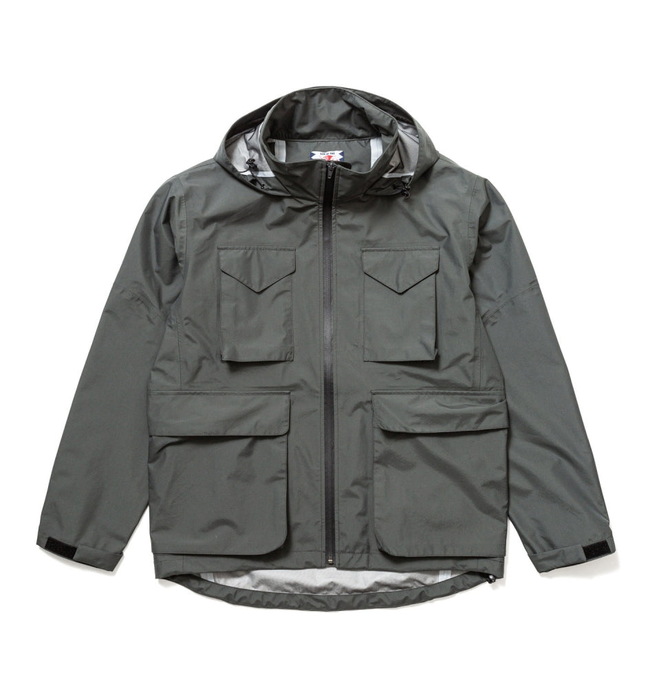 3LAYER JKT(GRAY)