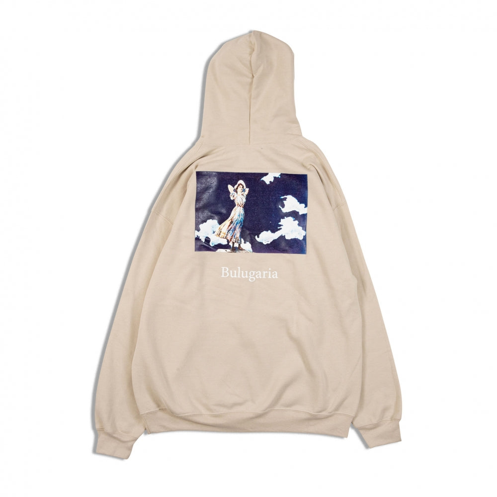 Bulugaria Hooded Sweatshirt (SAND)