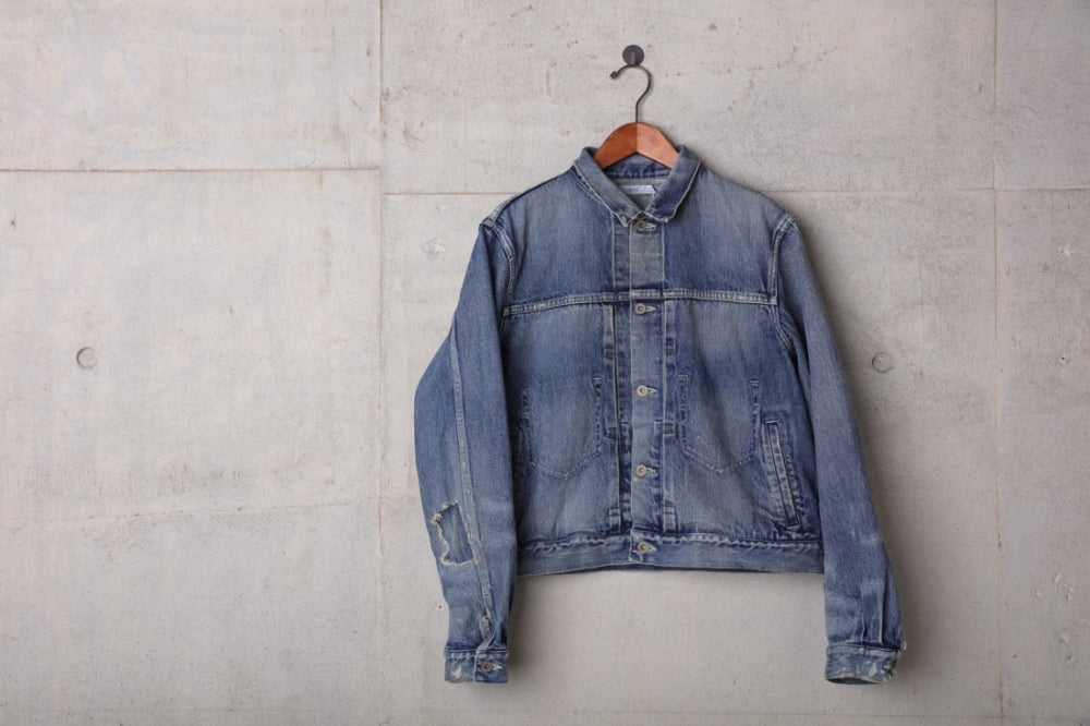 Process Thin Denim JK(USED)