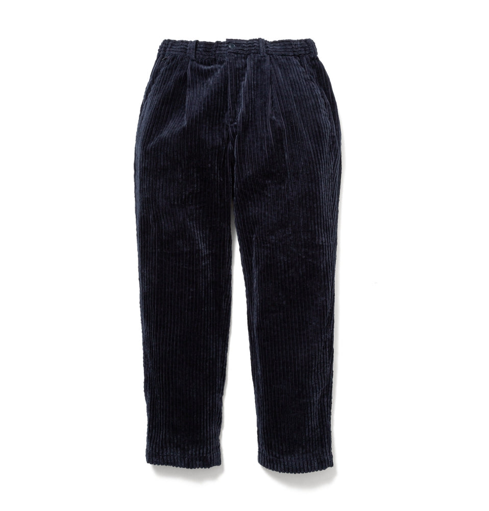 BIG CORD PANTS(NAVY)