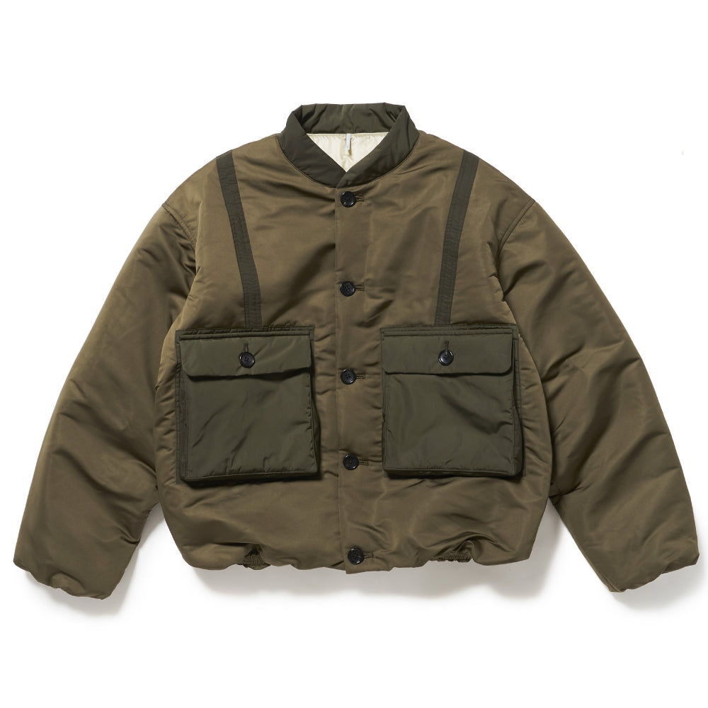 RELINQUENT JACKET(M.GREEN)