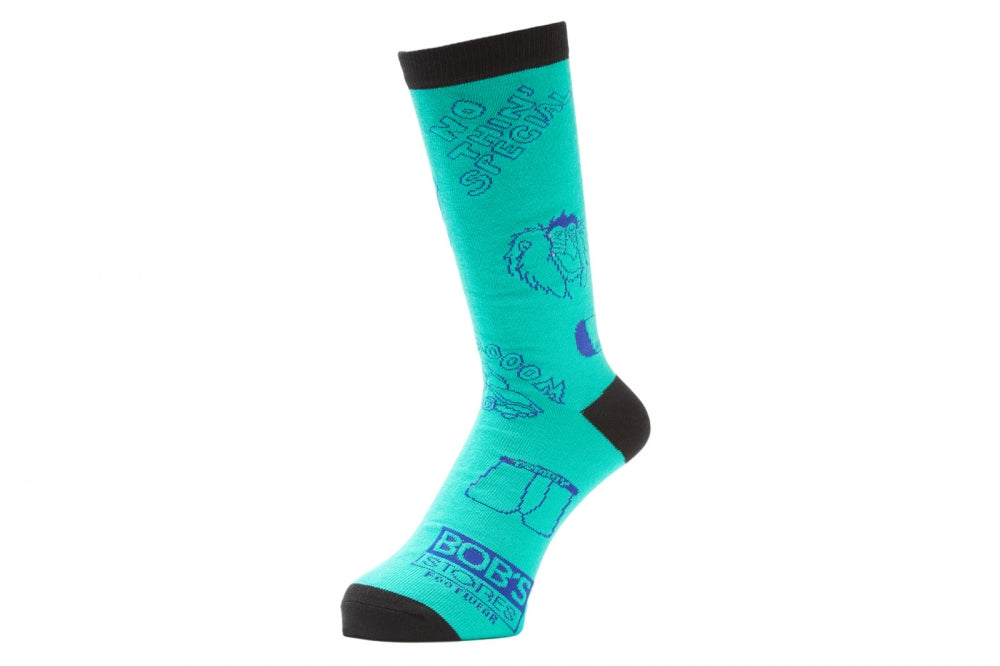 NOTHIN'SPECIAL X WHIMSY / WEST SIDE STORY SOCKS(MELON) -WHIMSY