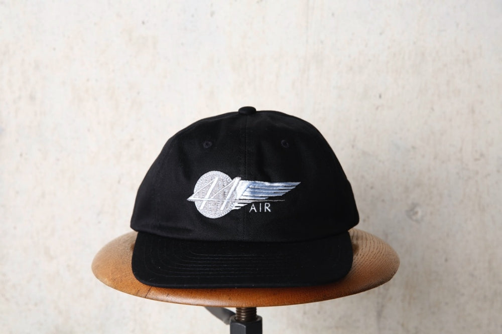 44 AIR CAP(BLACK) -FORTYFOUR