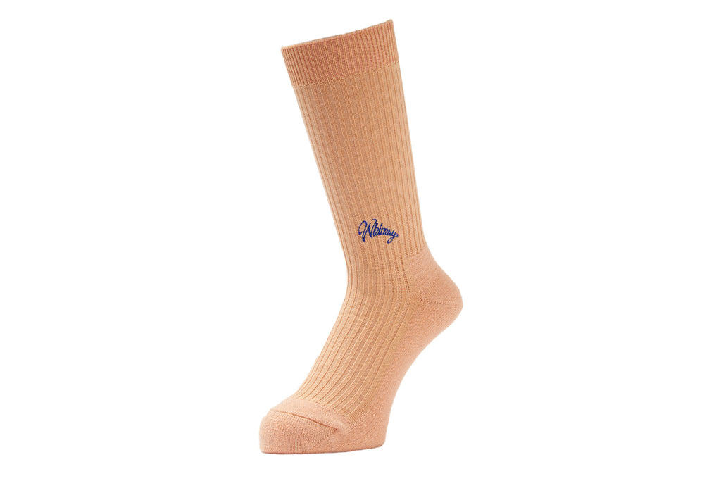EMJAY SOCKS(ORANGE) -WHIMSY
