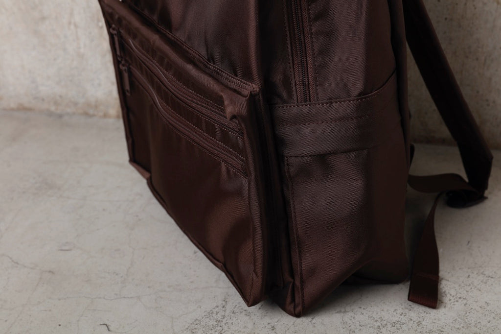 DAYPACK(BROWN) -VAINL ARCHIVE