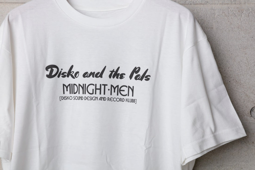 MIDNIGHT MAN (WHITE) -DISKO KLUBB × VCW