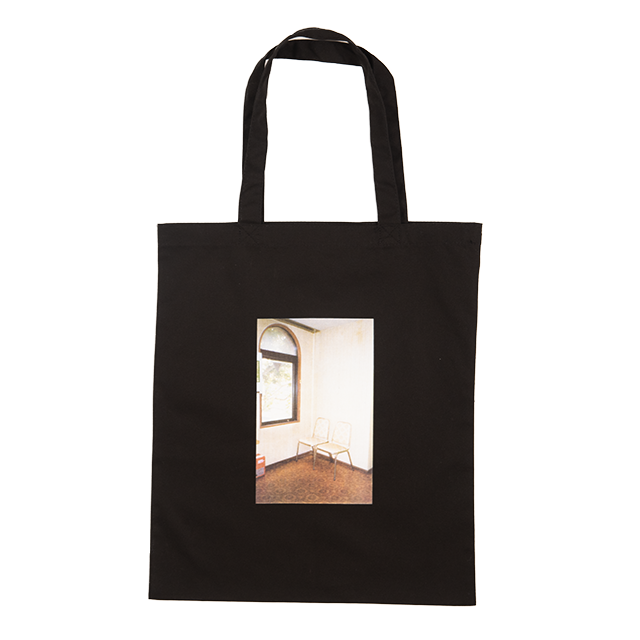CHAIRS TOTE BAG -POVAL