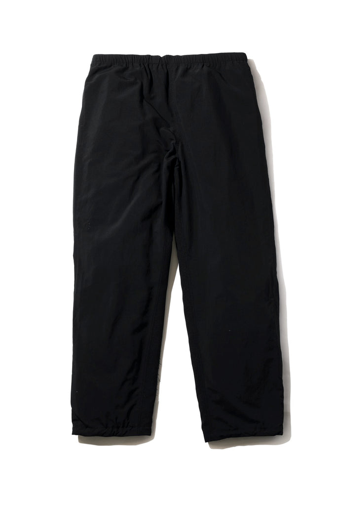 NYLON CHAMBRAY PANTS(BLACK) -RAJABROOKE