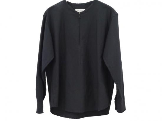 CLERIC-SHIRTS(BLACK) -VAINL ARCHIVE- 14AW