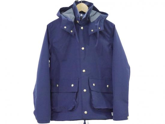 3-layer coach jacket(NAVY) -GOFUKUSAY- 14AW