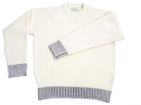 MIL-WAFFLE(WHITE) -VAINL ARCHIVE- 14AW