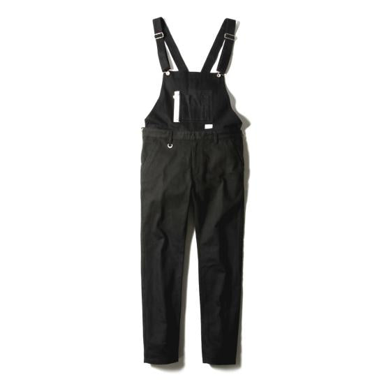 """STEEL'S"" OVERALL(BLACK) -MAGIC STICK- 15SS"