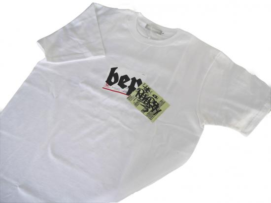 (1周年記念) Re'verth × BLACK EYE PATCH 1st ANNIVERSARY Tee(LIMITED 30)(WHITE)