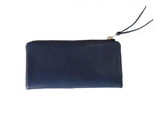 PUFF WALLET(NAVY) -VAINL ARCHIVE×PORTER- 15SS