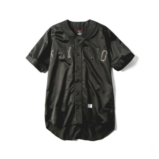 LUX BB SHIRT(BLACK) -MAGIC STICK- 15SS