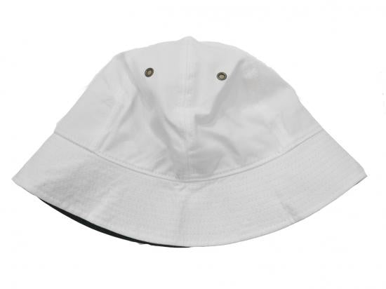 6PANNEL CVS HAT(WHITE) -NO ROLL- 15SS