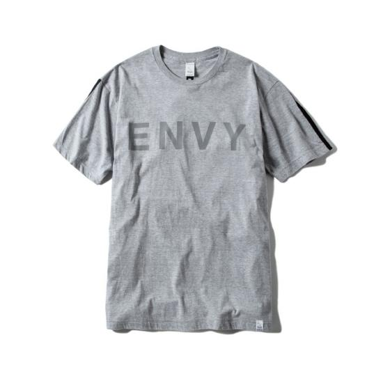 LINED ENVY T(H.GRAY) -MAGIC STICK- 15FW