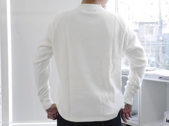 MIL-THERMAL(WHITE)【サーマルカットソー】 -VAINL ARCHIVE- 15FW