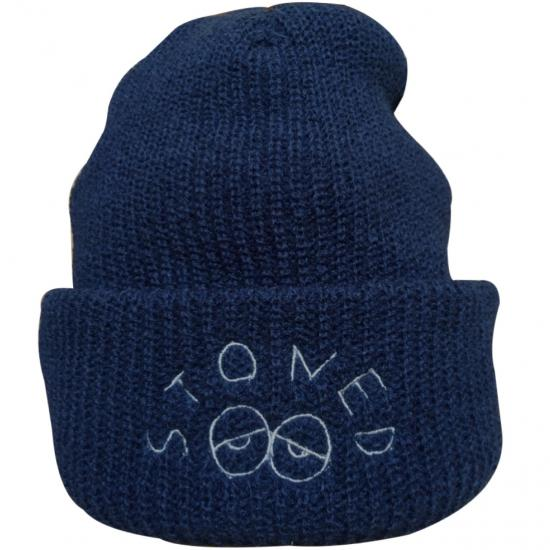 STONED WatchCap(NAVY) -I&ME- 15FW