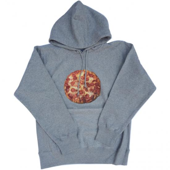 PIZZA Men Parka(GRAY) -I&ME- 15FW