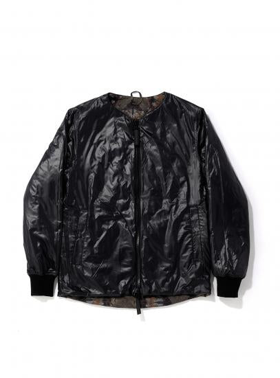 WILDTHINGS×BAL QUILTED REVERSIBLE JACKET(Feather) -BAL- 15FW