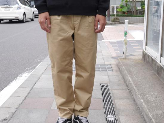 PIPING CHINO PANTS(BEIGE) -FORTYFOUR- 15FW