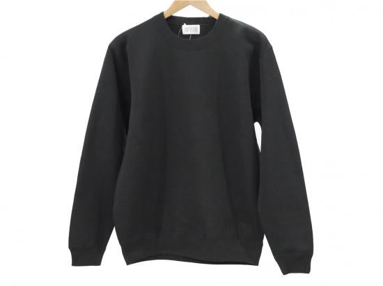DIGITAL SCREEN CREWNECK(BLACK) -FORTYFOUR- 15FW