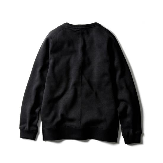 FAKEY CREW KNIT(BLACK) -MAGIC STICK- 15FW