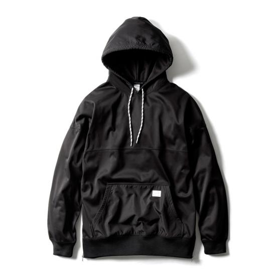 CHAMPS HOODIE ver.2(BLACK) -MAGIC STICK- 15FW