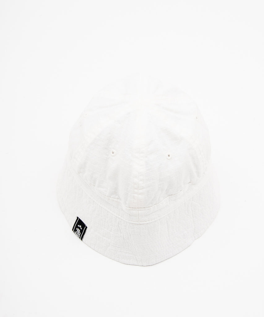 CAMO SAILER HAT(WHITE) -BAL