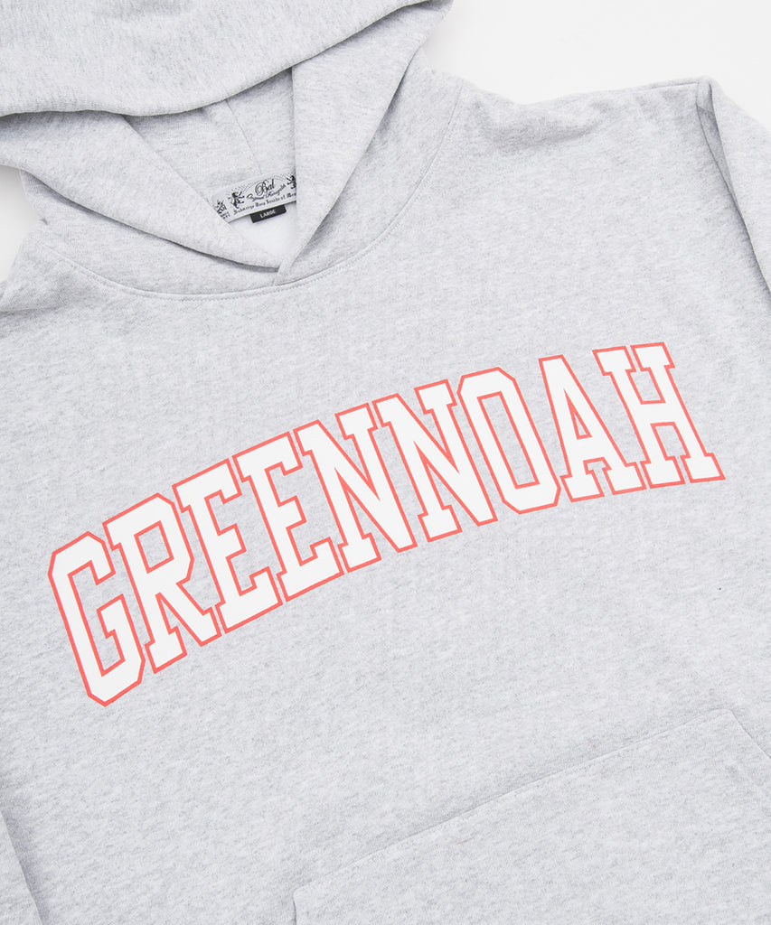 Greennoah Hoodies(Ash) -BAL