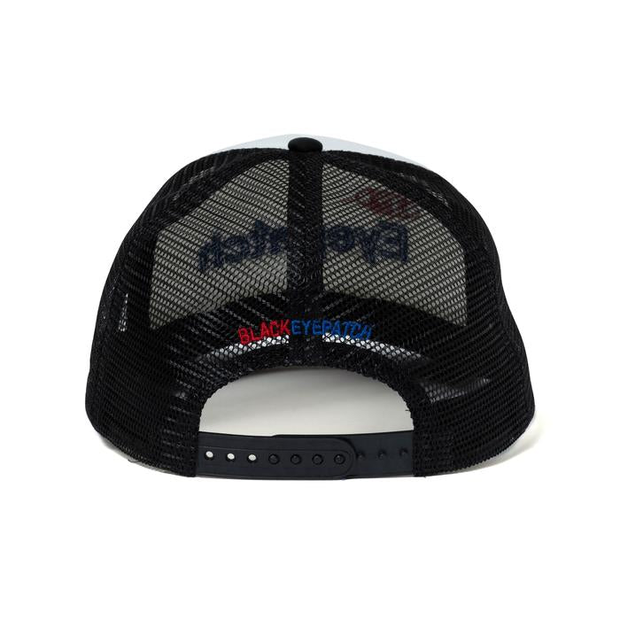 HOUSEWRAP MESH CAP(BLACK) -BLACK EYE PATCH