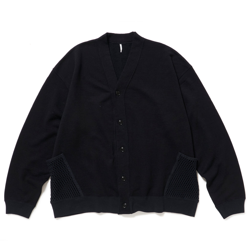 MIST CARDIGAN(MID NIGHT) -ETHOS