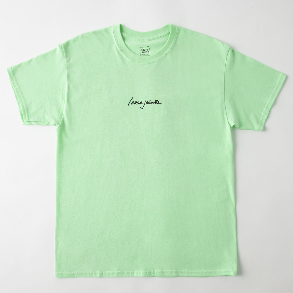 M&R TEE(MINT GREEN) -LOOSE JOINTS
