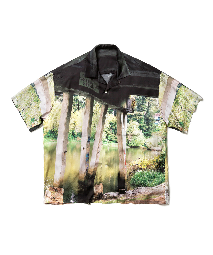 """UNDER THE BRIDGE"" S/S SHIRTS -FLAGSTUFF"