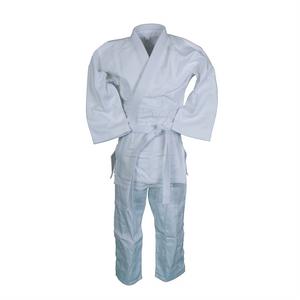 BMA Single Weave Judo Uniform