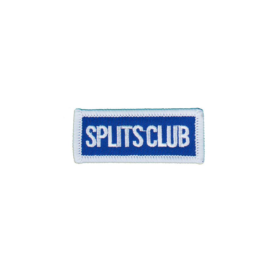 Splits Club Patch