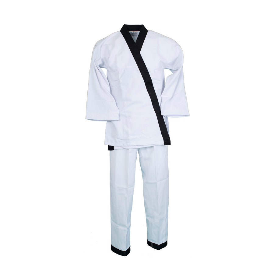 "BMA Traditional Hapkido Uniform with ""합기도"" Embroidery"