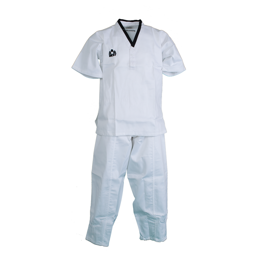 "BMA Short Sleeve ""Ki"" White Uniform"