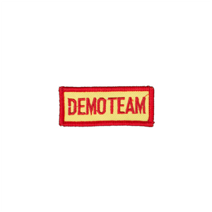 Demo Team Small Patch