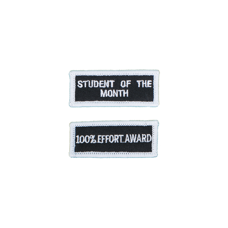Award Patch Small