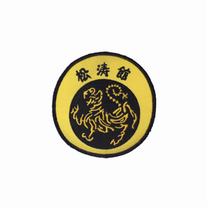 Songdokwan Round Patch