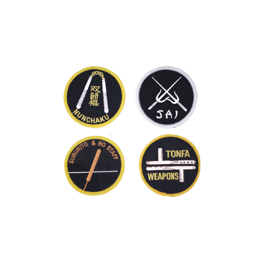 Weapons Round Patch