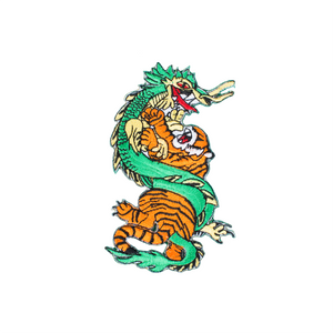 Dragon Tiger Patch