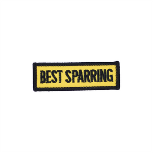 Best Sparring Patch Yellow