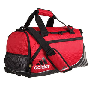 Adidas Speed Duffel Bag (Red, Navy, Black)