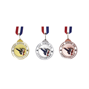 Three Kicker Medal