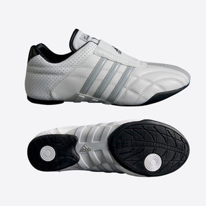Adidas Adi-Luxe Martial Arts Shoes (White, Black)