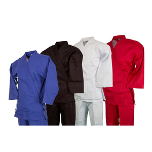 BMA Twill Fabric Open Uniform