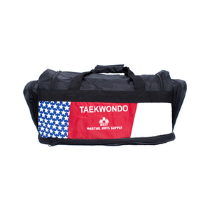 BMA American Flag Design Expandable Bag